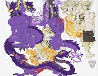 Sketch Page: Kojio 2/2 F5