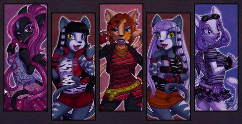 Even More Werecats