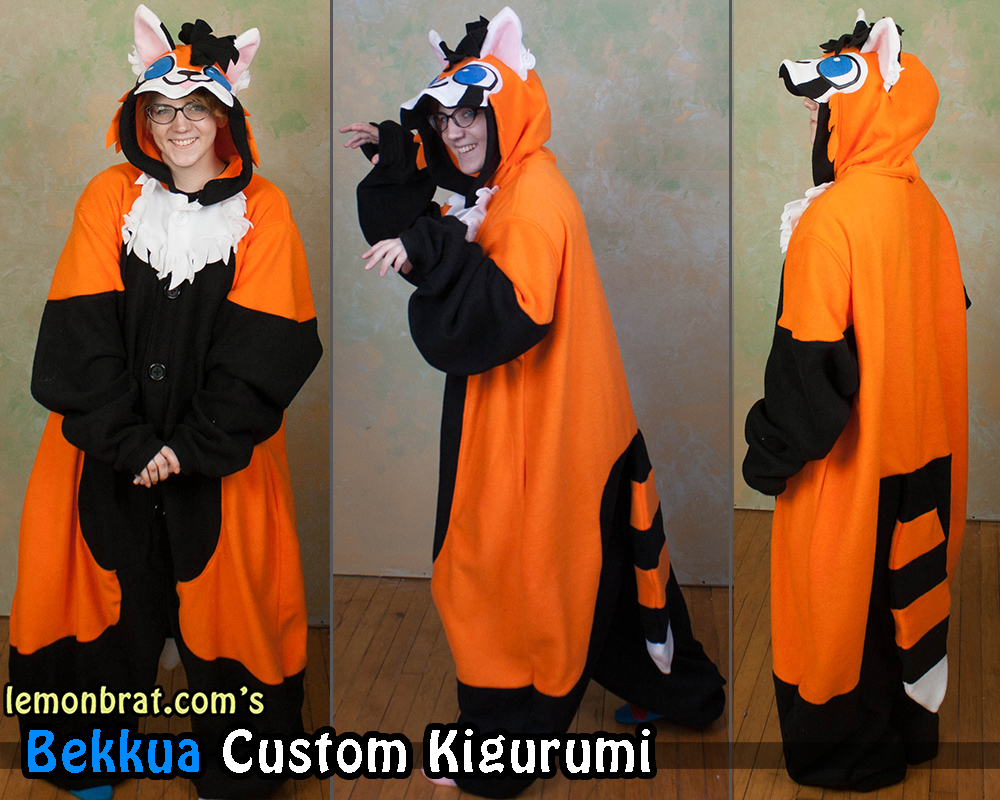 Custom Neko Kigurumi boo1O4If