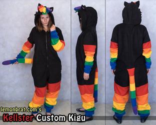 Kellster Custom Kigu