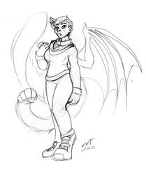 Chris doodle 1