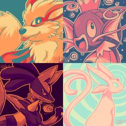 Palette Pokemon