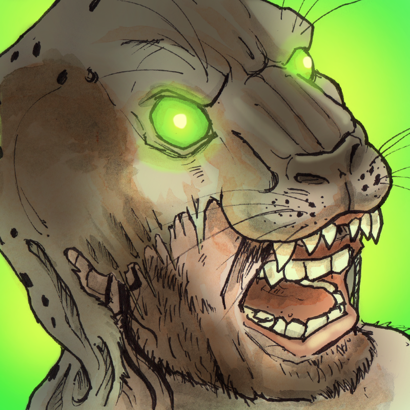Halloween Icon Commission: Evil Selkie Skin