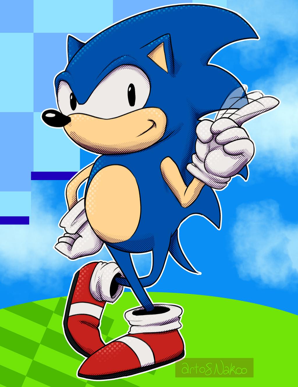 Clasic Sonic
