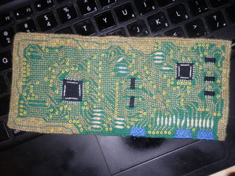 Circuitboard patch