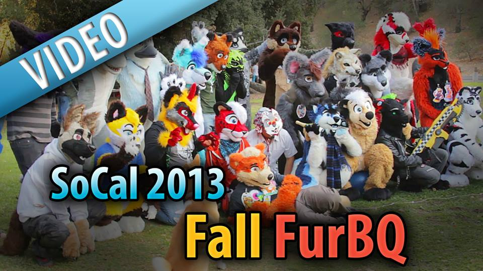 SoCal 2013 Fall FurBQ [Video]