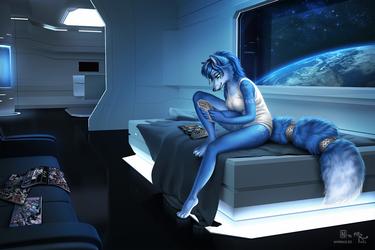 Star Fox: Inertia - Ch. 9 of 14