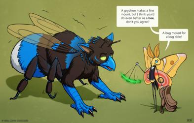 Siggy & Mordecai Bee TF