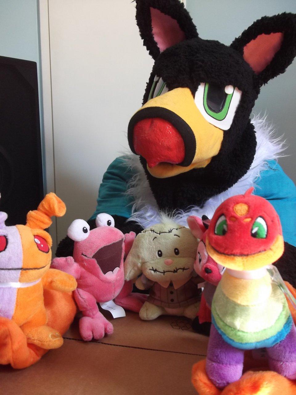my new friends! \o/ #1