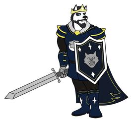The King v2