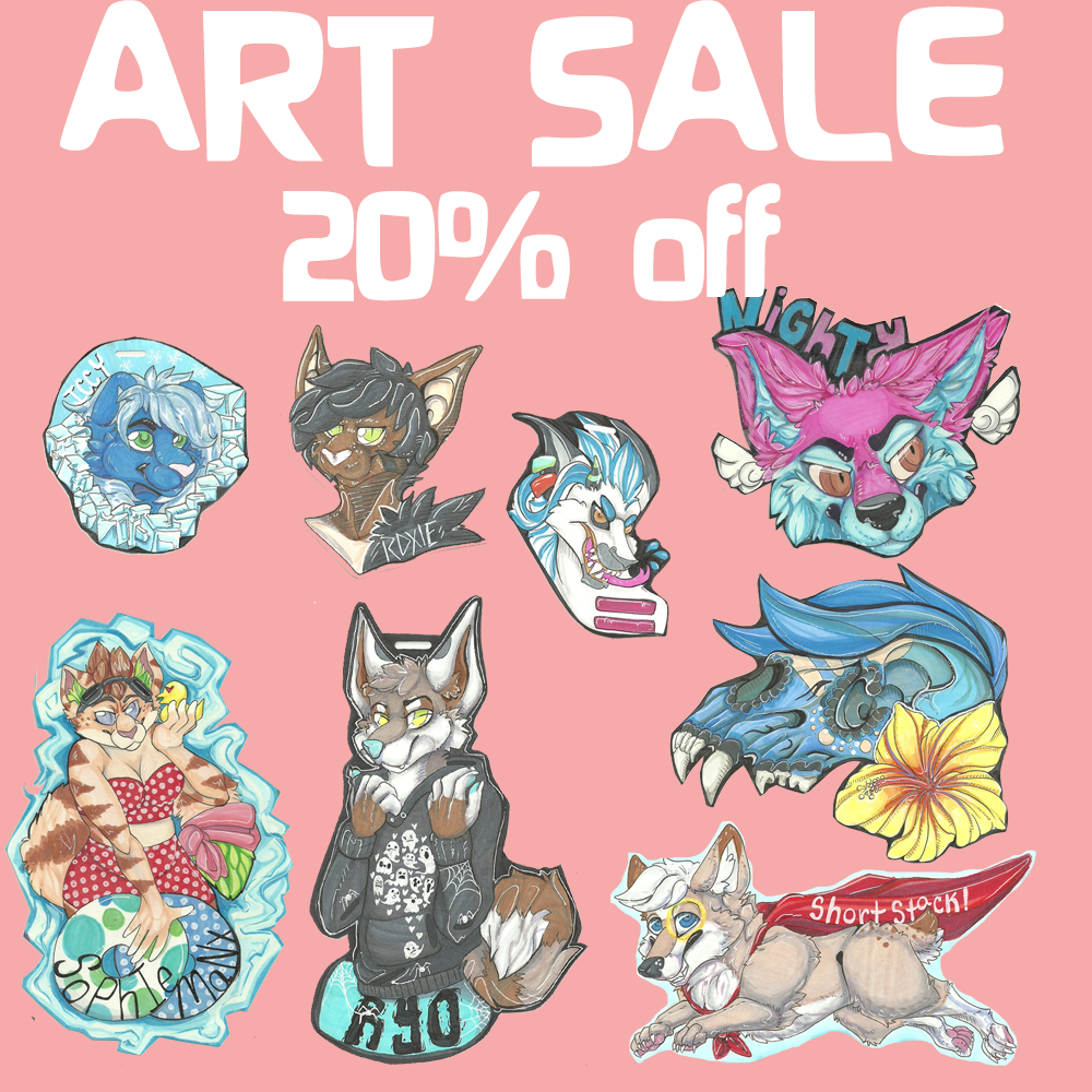 Most recent image: ART SALE