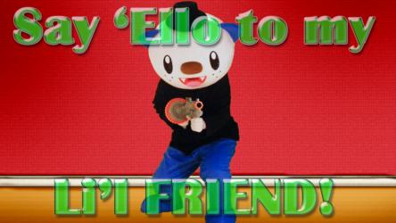 Mascot Fursuiting: Say 'Ello to Oshawott Noire's Li'l Friend!