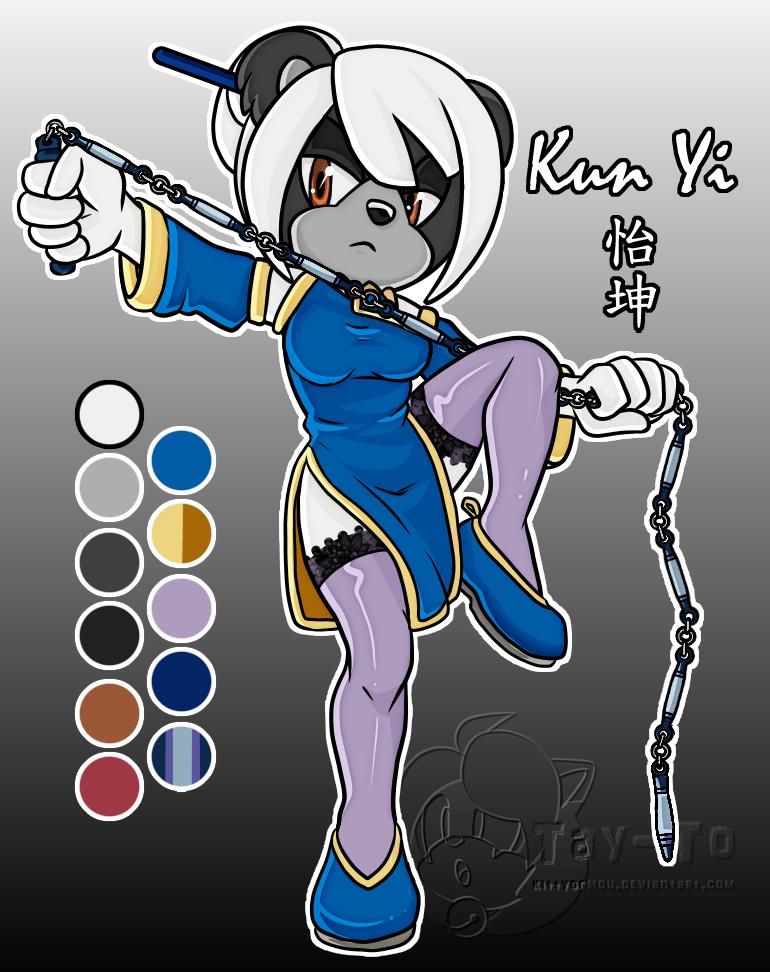 Kun Yi the Panda