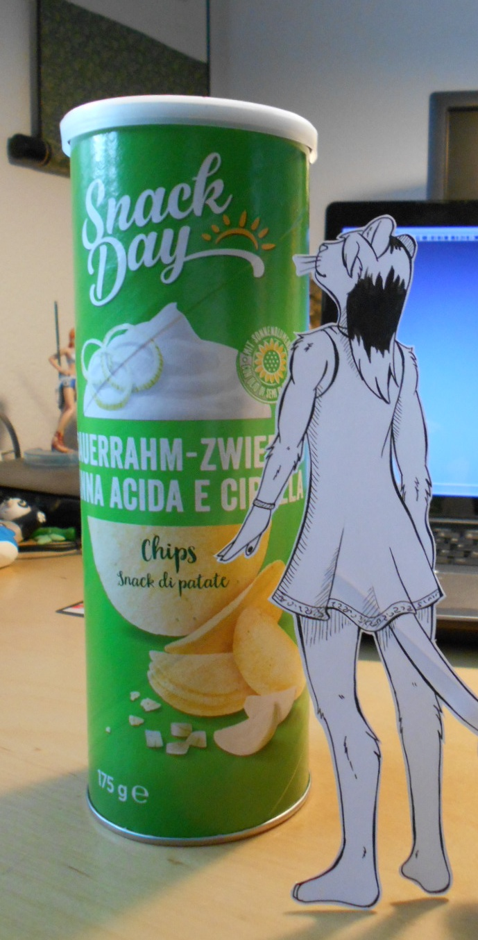Sandra Papercut Chips