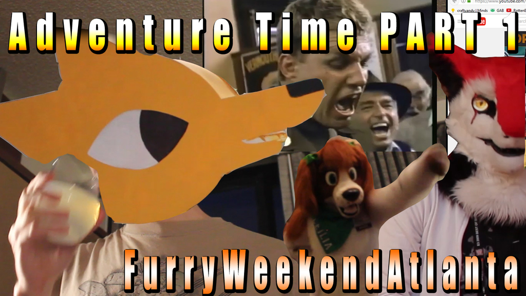 Most recent image: Adventure Time 1 At Furry Weekend Atlanta 2017 VIDEO