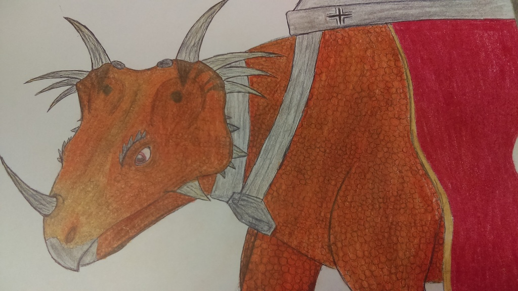 Dino D-Day Styracosaur