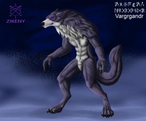 Werewolf - Vargrgandr Ver1
