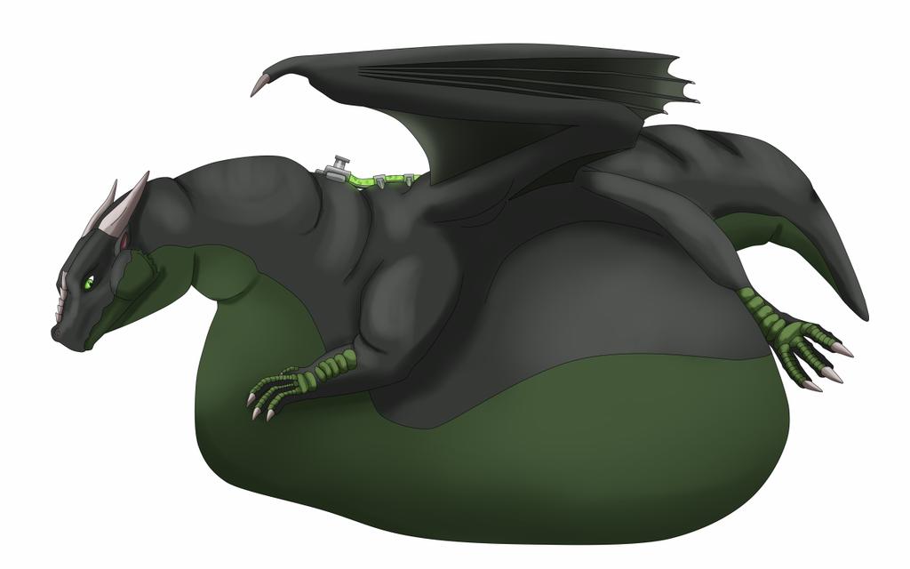 [GA] Fattened Steam dragon