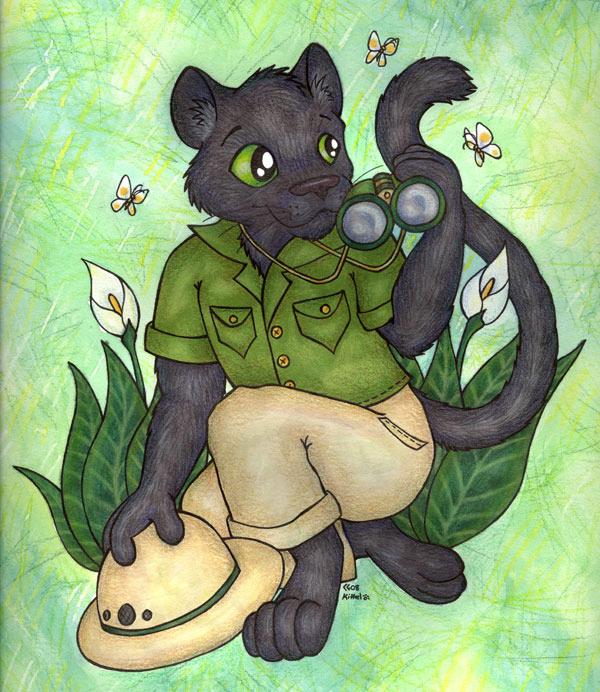 Safari Panther