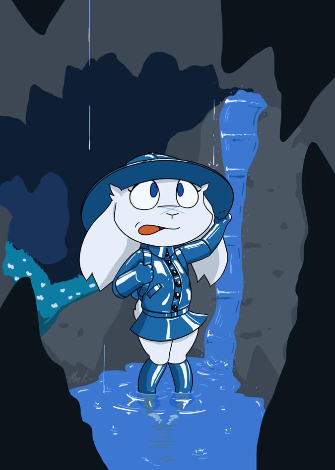 Wet Cave