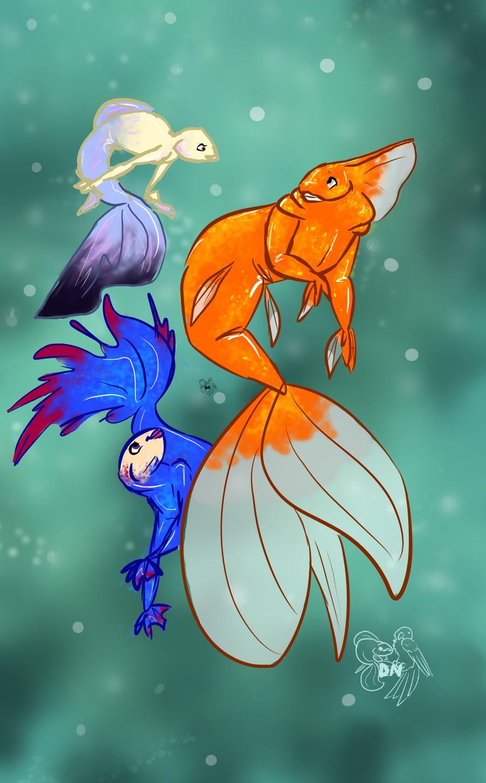 Fishy and Fishies