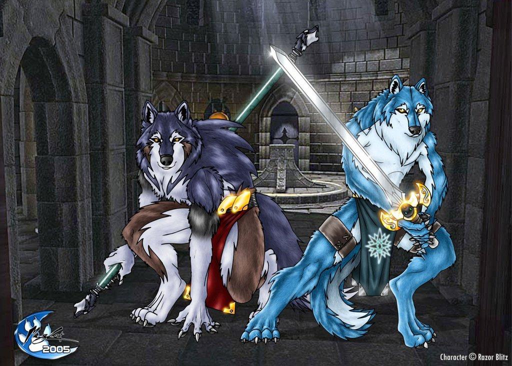 Maglot and Razor