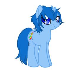 Sketchy- The Pony