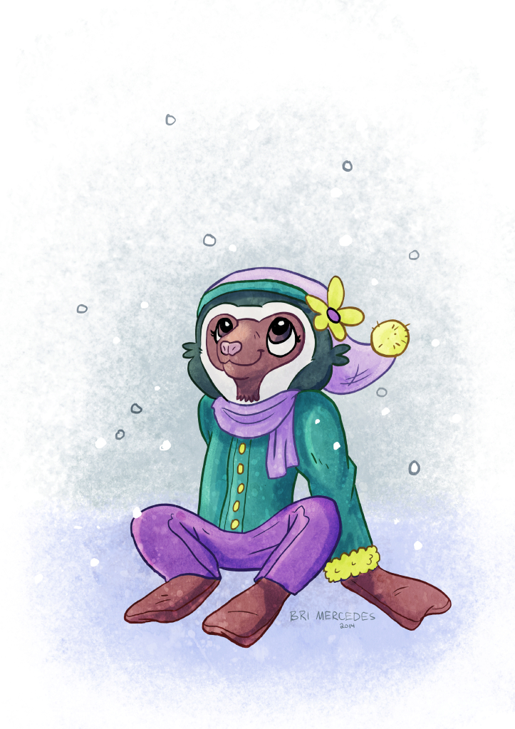[Commission] Snow Day