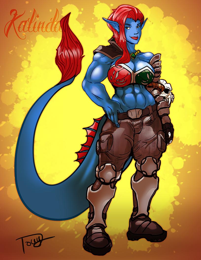 Most recent image: Kalinda
