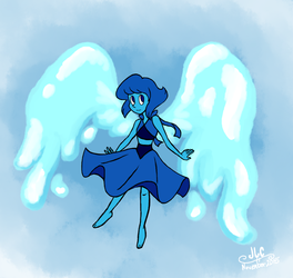 Lapis Lazuli the Water Witch