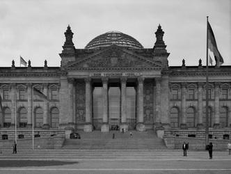 Reichstag Berlin (analog LF)