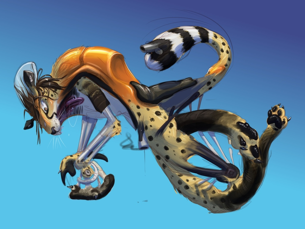 Most recent image: Kawasaki Cheetah - TF INANIMATE Comm