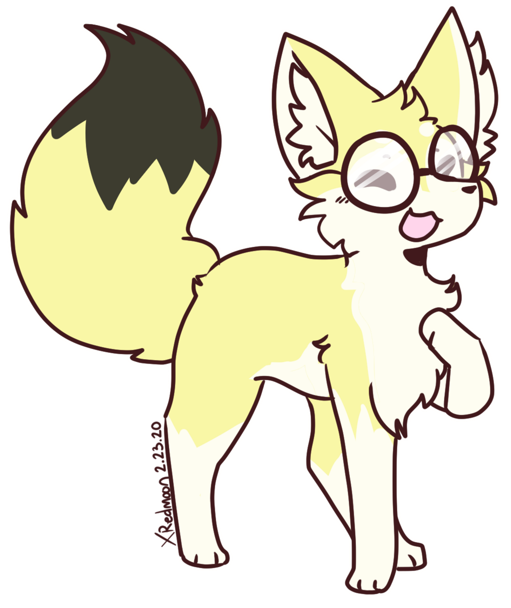 [Art Trade] Yellow-San