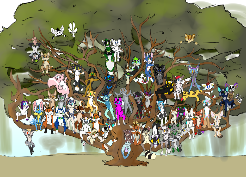 In the Tree, Part of the Tree
