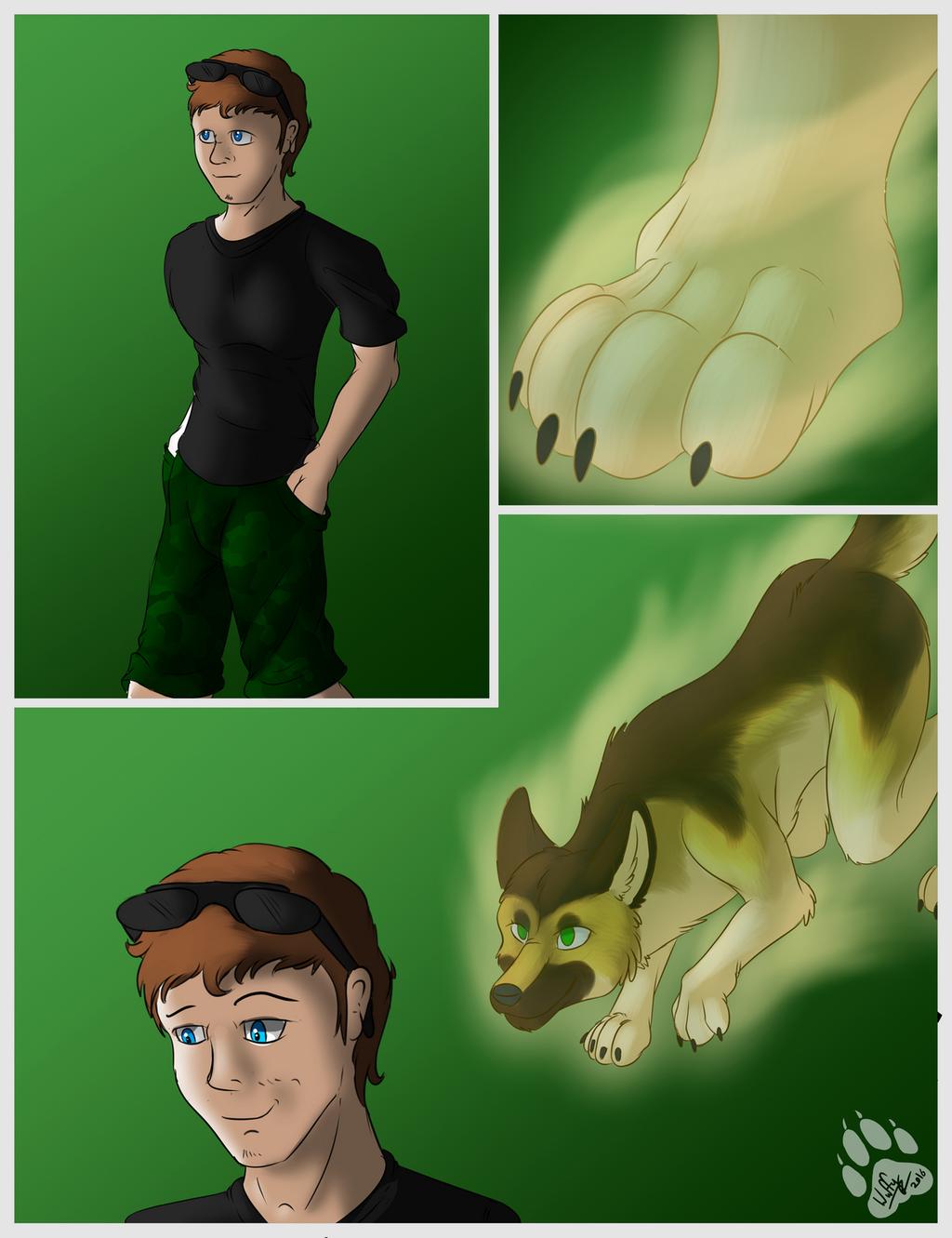 Beware of Dog - 1/11
