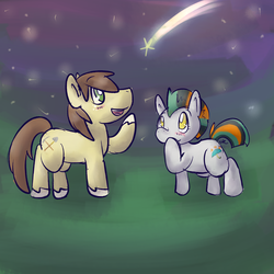 Pony Doodle Giveaway - trade 1