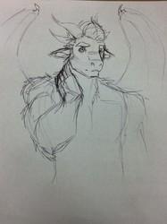 CoC Gaius Sketch