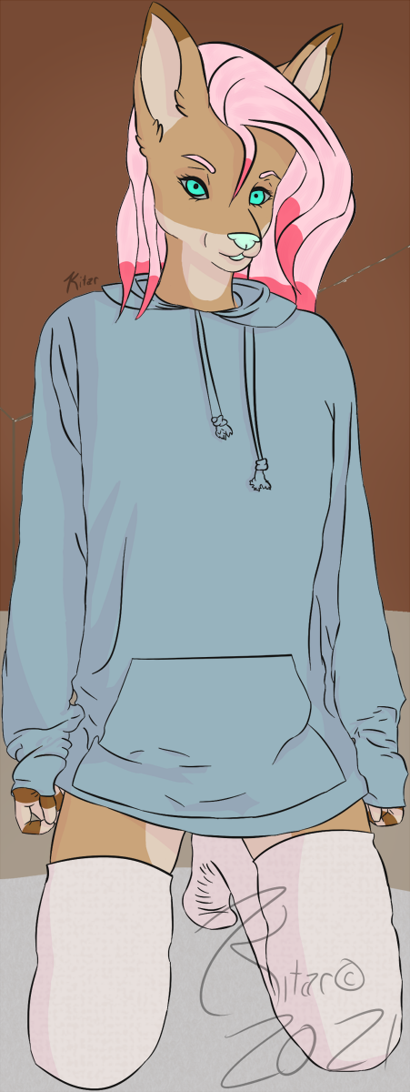 Most recent image: [Personal] Oversized Hoodie