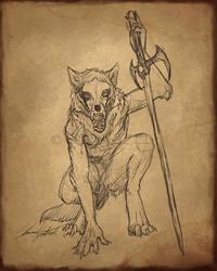 Eldanoth sketch