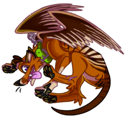 Earn your wings Takaia! Artfight!for