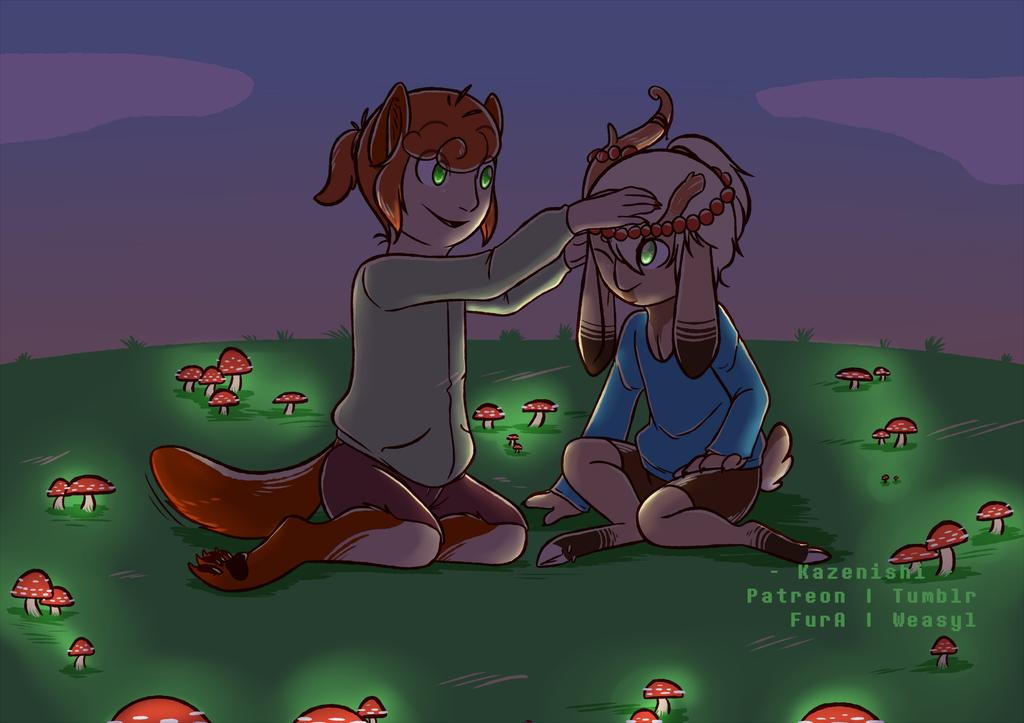 Day24 - Mushrooms