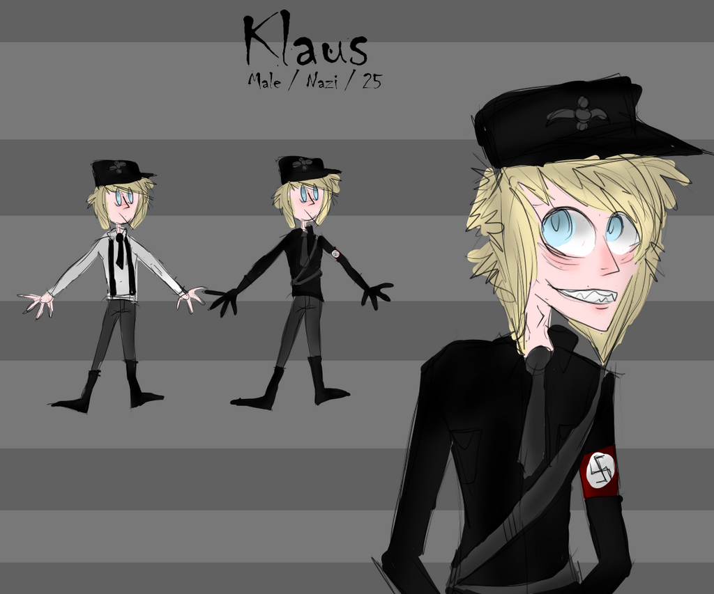 Most recent image: Klaus ref i guess