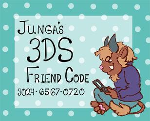 Junga 3DS Code