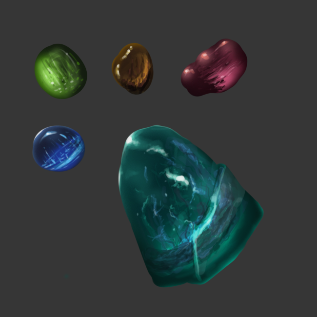 2019.03.12 - A bunch more gems