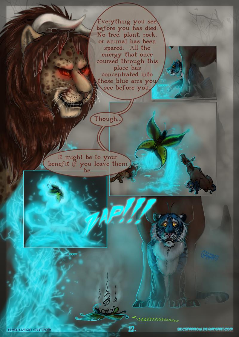 The Last Aysse: Page 12