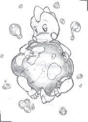 Bubble of the Belly
