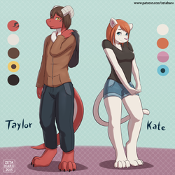 Meet Taylor and Kate!