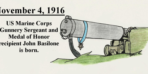 This Day in History: November 4, 1916