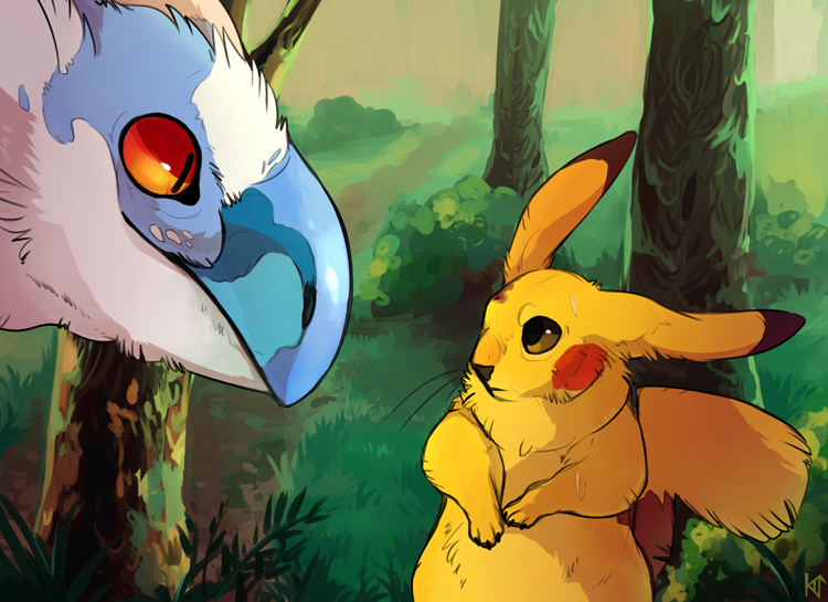 Pokemon Screen Redraw