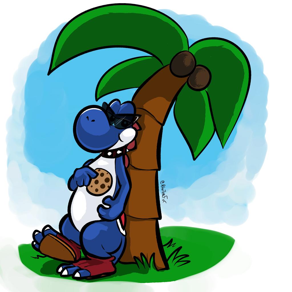 Daily Doodle #28 - Boshi